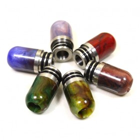Bullet Drip Tip 510 - Multi-Color