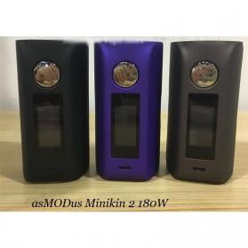 Authentic Asmodus Minikin 2 Box Mod 180W - Black - 6