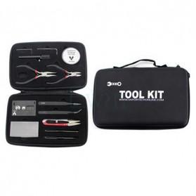 Coiling Tool Set Vapor Rokok Elektrik - Black - 5