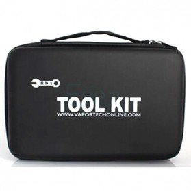 Coiling Tool Set Vapor Rokok Elektrik - Black - 6