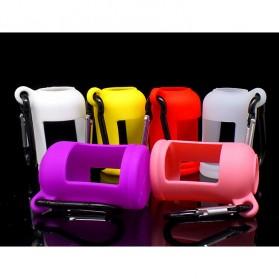 Drip Tip & Tas Rokok Elektrik - Cover Silicone Botol E-Liquid 30ml - Multi-Color