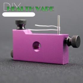 Coil Jig Tool Alat Gulung Coil Vape DIY 1.0-3.5mm - Black - 4