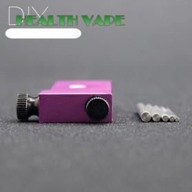 Coil Jig Tool Alat Gulung Coil Vape DIY 1.0-3.5mm - Black - 8