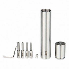 UD Coil Jig Tool Alat Gulung Coil Vape V3 - Silver