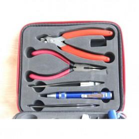 DIY Coiling Tool Set Vapor Vape Rokok Elektrik - 3