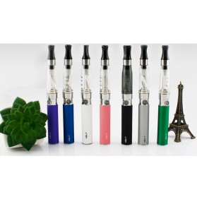 Rokok Elektrik eGo-CE5 Vaporizer 1.6ml 900mAh - Black