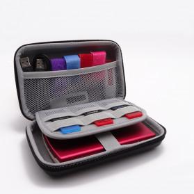 ZEST Tas Gadget Organizer - GH1805 - Black - 2