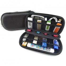 ZEST Tas Gadget Organizer - GH1309 - Black