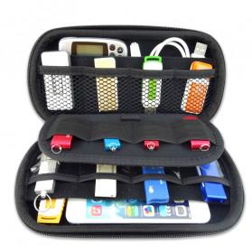 ZEST Tas Gadget Organizer - GH1309 - Black - 5
