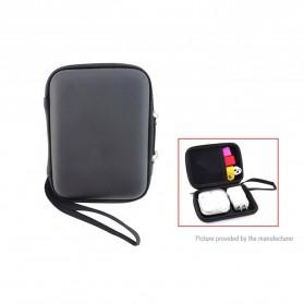 FASTTECH Tas Hard Disk External 2.5 Protective Bag Storage Case External Organizer - GH1329 - Black