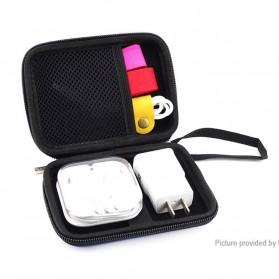 FASTTECH Tas Hard Disk External 2.5 Protective Bag Storage Case External Organizer - GH1329 - Black - 3