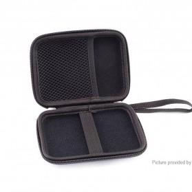 FASTTECH Tas Hard Disk External 2.5 Protective Bag Storage Case External Organizer - GH1329 - Black - 4