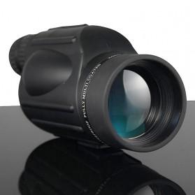 Gomu Teropong Monocular Outdoor Magnification HD Zoom 13x50 - Black - 3