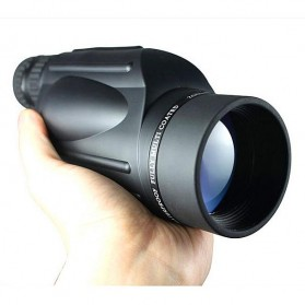 Gomu Teropong Monocular Outdoor Magnification HD Zoom 13x50 - Black - 5