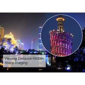 Gomu Teropong Monocular Outdoor Magnification HD Zoom 13x50 - Black - 10