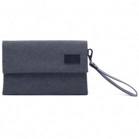 Xiaomi Clutch Tas Gadget Organizer - Dark Gray