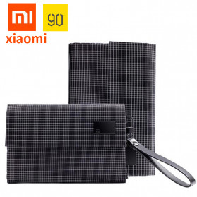 Xiaomi 90 Clutch Tas Gadget Organizer Waterproof Bag - 206601 - Black