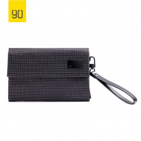 Xiaomi 90 Clutch Tas Gadget Organizer Waterproof Bag - 206601 - Black - 2