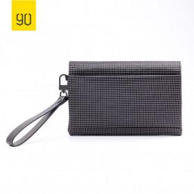 Xiaomi 90 Clutch Tas Gadget Organizer Waterproof Bag - 206601 - Black - 4