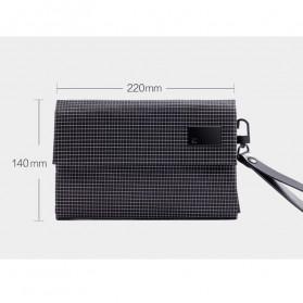 Xiaomi 90 Clutch Tas Gadget Organizer Waterproof Bag - 206601 - Black - 5