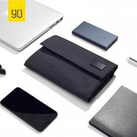 Xiaomi 90 Clutch Tas Gadget Organizer Waterproof Bag - 206601 - Black - 7