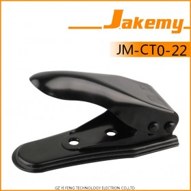 Jakemy 2 in 1 Universal Micro and Nano SIM Card Cutter - Black