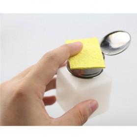 Jakemy Liquid Alcohol Plastic Dispenser Bottle 120ml - JM-Z10 - White - 3