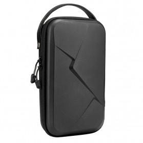 Telesin Tas Gadget Organizer Protective Bag - GP-PRC-278 - Black