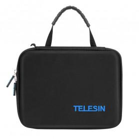 Telesin Tas Kamera Shookproof Storage EVA Bag for DJI Osmo Pocket - OS-BAG-001 - Black - 4