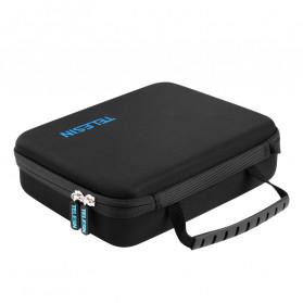 Telesin Tas Kamera Shookproof Storage EVA Bag for DJI Osmo Pocket - OS-BAG-001 - Black - 5