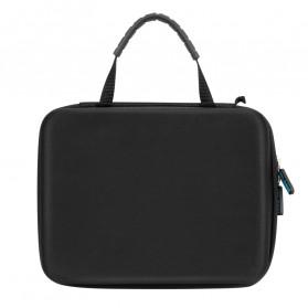 Telesin Tas Kamera Shookproof Storage EVA Bag for DJI Osmo Pocket - OS-BAG-001 - Black - 6