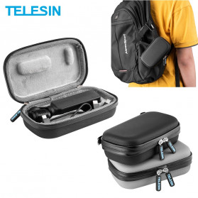 Telesin Tas Kamera Shookproof Storage EVA Bag for DJI Osmo Pocket - OS-BAG-002 - Black