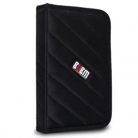 BUBM Tas Gadget Organizer Size S - DSK-S (ORIGINAL) - Black - 3