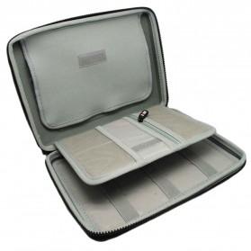 BUBM Tas Gadget Organizer iPad -  IPET (ORIGINAL) - Black - 2