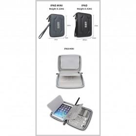 BUBM Tas Gadget Organizer iPad -  IPET (ORIGINAL) - Black - 7