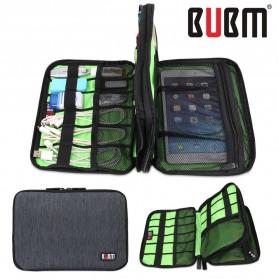 BUBM Tas Gadget Organizer - DIS-D (ORIGINAL) - Black - 2