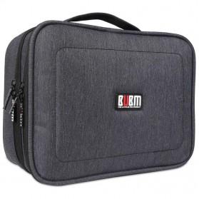 BUBM Tas Gadget Organizer - DPS-L (ORIGINAL) - Black - 2