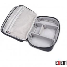 BUBM Tas Gadget Organizer - DPS-L (ORIGINAL) - Black - 6