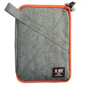 BUBM Tas Gadget Organizer - DIP-D (ORIGINAL) - Gray