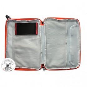 BUBM Tas Gadget Organizer - DIP-D (ORIGINAL) - Gray - 3