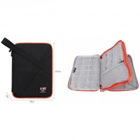 BUBM Tas Gadget Organizer - DIP-DXL (ORIGINAL) - Black - 2