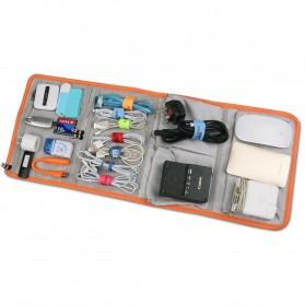 BUBM Tas Travel Organizer Multifungsi - RDP-XL (ORIGINAL) - Black - 5