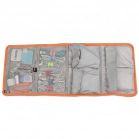 BUBM Tas Travel Organizer Multifungsi - RDP-XL (ORIGINAL) - Black - 8
