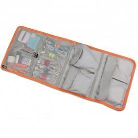 BUBM Tas Travel Organizer Multifungsi - RDP-XL (ORIGINAL) - Black - 9