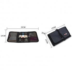BUBM Tas Gadget Organizer Size S - CJB-S (ORIGINAL) - Dark Blue - 2