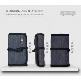 BUBM Tas Gadget Organizer Size S - CJB-S (ORIGINAL) - Dark Blue - 3