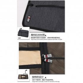 BUBM Tas Gadget Organizer Size S - CJB-S (ORIGINAL) - Dark Blue - 4