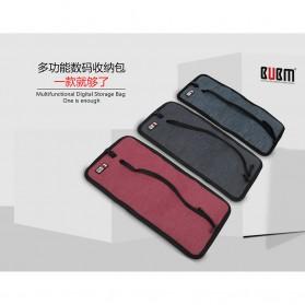 BUBM Tas Gadget Organizer Size S - CJB-S (ORIGINAL) - Dark Blue - 5