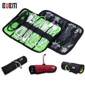BUBM Tas Gadget Organizer Size L - UDJ-L (ORIGINAL) - Black - 2