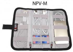 BUBM Tas Gadget Organizer - NPV-M (ORIGINAL) - Blue - 2